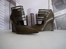 Platforms & Wedges Leather Medium (B, M) 7 Heels for Women