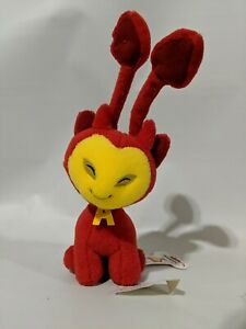 Neopets Halloween Red Aisha - Rare Limited Edition 2002 Plush Petpet - NWT