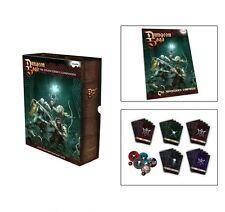 Mantic Games Nuevo Y En Caja Mazmorras Saga: el aventurero's Companion MGDs 02