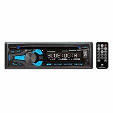 Dual XDM280BT Single DIN Bluetooth In-Dash Car Stereo Receiver