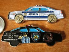 New York Police Dept NYPD Bad Boys Whatcha Goin To Do Patrol Car Challenge Coin