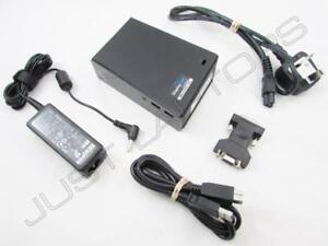 USB DUAL DVI DISPLAY Docking Station Port Replicator for Dell LG ASUS Laptop