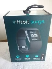 Fitbit Surge size SMALL GPS tracking Heart Rate SmartWatch NEW in BOX