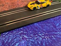 1:43 O Scale Dark Blue Water Scenery Sheets for Slot Car Tracks -Five 8.5x11