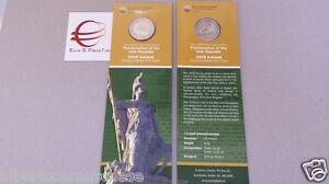 segnalibro bookmark 2 euro 2016 Irlanda Irlande Ireland Eire Irland Republic