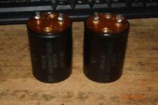 2 super rare nos audio development company adc military u s navy transformers