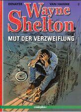 Wayne Shelton Nr.  2 - 9 komplett Softcover Comic von Denayer / Van Hamme Z 0-1