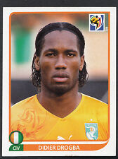 Panini Football Sticker - 2010 World Cup - No 542 - Ivory Coast - Didier Drogba