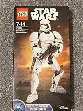 Lego First Order Stormtrooper 75114 Retired Set Unopened
