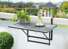 Balkonhängetisch  Mit Balkonhängetisch Gartentische | eBay