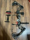 BlackOut Epic Compound Bow Package - 55-70 lbs. - Right Hand - TrueTimber Strata