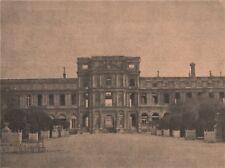 PARIS COMMUNE 1871. Les Tuileries.Appartement de l'Impératrice. 1er Étage c1873