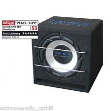 Crunch CRB350 Bassreflexbox 30cm 700 Watt Crunch CRB 350 Subwoofer