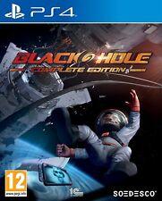 BLACK Hole Edizione COMPLETA Gioco PS4