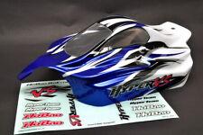 HoBao 85033BU 1/8 Buggy Printed Body Blue : Hyper VS