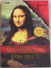 The DaVinci Project - Seeking the Truth (DVD, 2006) DVD + 100 page book, NEW