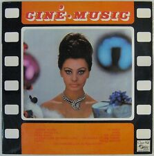 Ciné Music 33 tours Jean Claudric Guy Boyer Michel Legrand Serge Gainsbourg