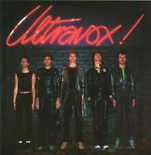 Ultravox Same (1977) CD