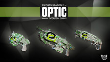 E3 2019 EXCLUSIVE GEARS OF WAR 4 OPTIC GAMING WEAPON SKIN DLC CODE From Funko