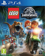 Playstation 4: Lego Jurassic World - New / Sealed