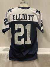 Ezekiel Elliot  Signed Dallas Cowboys Autographed Jersey