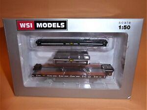 "WSI MODELS 04-2059 ""Broshuis"" SLT Tiefbett Set 1/50 TOP&OVP"