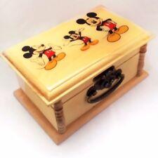 Mickey Mouse, Trinket box, jewelry box, Storage, Disney, Keepsake box, Kids Room