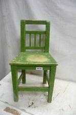 9938. Alter Biedermeier Stuhl Old wooden chair