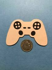 4 Video Game Controllers PAPER Die Cuts / Scrapbook & Card Making