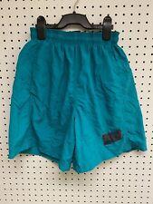 Vintage Nike Aqua Gear Teal Shorts Sz S