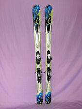 New listing K2 Amp Aftershock all mtn skis 174cm with Salomon z10 Demo adjustable bindings ~