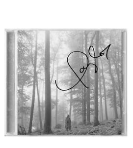 Taylor Swift - Folklore Album - Signed - In The Trees Deluxe - NEW CD - Auto