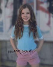 Ellarose Kaylor autographed 8x10 Photo COA