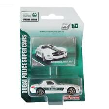 Majorette Dubai Police Super Cars Mercedes-Benz SLS