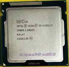 Intel Xeon Quad Core E3-1265L V2 2.5GHz Processor LGA1155