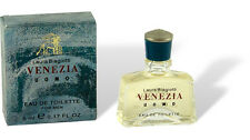 "Laura Biagiotti - ""Venezia Uomo"" Parfum Miniatur 5ml EdT Eau de Toilette mit Box"