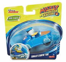 Disney Mickey And The Roadster Racers Die-Cast Vehicle - Donald's Surfin' Turf