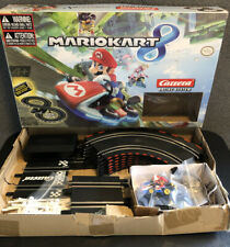 Mario Kart 8 Carrera Racing System 2015 Track 20063003 Slot Cars Tested Complete