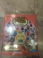 Animal Crossing 1 Amiibo Collectors Album + 1 Pack Series 1 3 OR 4 Nintendo