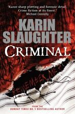 (Good)-Criminal: (Will Trent / Atlanta series 3) (Paperback)-Slaughter, Karin-17