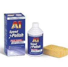NEU A1 Dr.Wack Speed Polish Autopolitur+Spezial Schwamm 250ml 2701 (€6,78/100ml)