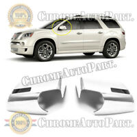 2007-2016 GMC Acadia 2009-2017 Chevy Traverse+07-09 Outlook CHROME Mirror Covers
