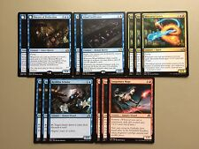 MTG Blue Red Madness Magic Deck Standard Fevered Visions Geier Reach SE