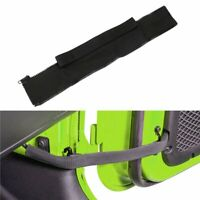 New Door Limiting Strap Hinge Cloth Wire For Jeep Wrangler JK 2007-2018 Black