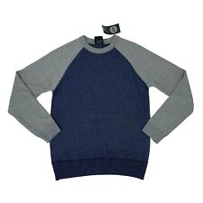 Street Rules Raglan Light Sweater Boys Youth Size 14/16 Athletic Streetwear New
