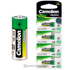 """""""4x A23 Camelion Alkaline PLUS Batterie LR23A MN21"""