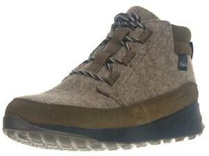 Chaco Sample Women's Borealis Ledge Waterproof Wool Blend Boots US 7