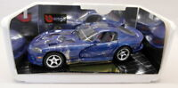 Burago 1/18 Scale Diecast AIR37 Dodge Viper GTS Airbrushed Customised version