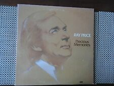 Ray Price - Precious Memories - record is near mint
