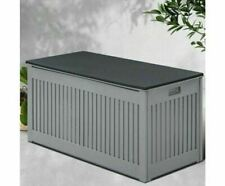Gardeon Outdoor Storage Box Container Garden Toy Tool Sheds 270L AU Stock